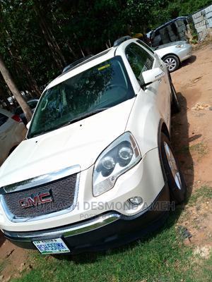GMC Acadia 2008 SLE-1 AWD White | Cars for sale in Abuja (FCT) State, Lokogoma