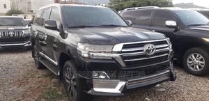 Toyota Land Cruiser 2020 5.7 V8 VXR Black | Cars for sale in Abuja (FCT) State, Gwarinpa