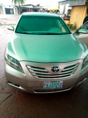 Toyota Camry 2007 Gold | Cars for sale in Ebonyi State, Afikpo North