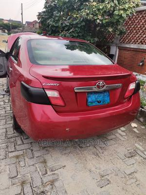 Toyota Camry 2007 Red | Cars for sale in Lagos State, Surulere