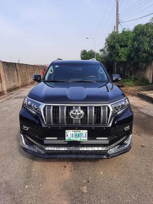 Toyota Land Cruiser Prado 2019 Black | Cars for sale in Lagos State, Gbagada