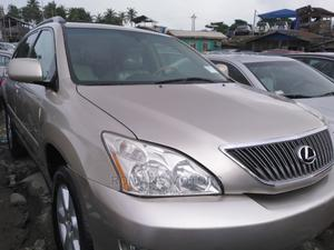 Lexus RX 2006 Gold | Cars for sale in Lagos State, Apapa