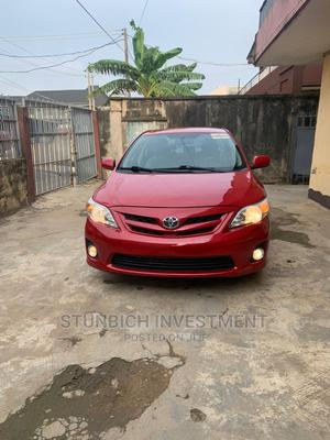 Toyota Corolla 2011 Red | Cars for sale in Lagos State, Gbagada