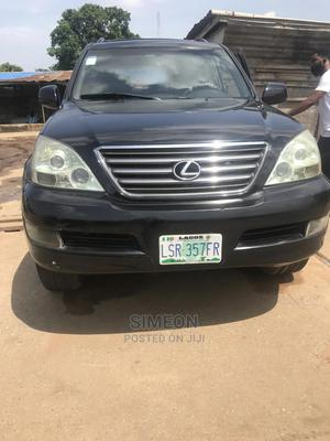 Lexus GX 2004 470 Black | Cars for sale in Lagos State, Ikeja