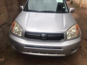 Toyota RAV4 2004 2.0 4x4 Gray | Cars for sale in Lagos State, Ikeja
