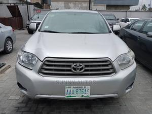 Toyota Highlander 2009 Silver | Cars for sale in Lagos State, Ikeja