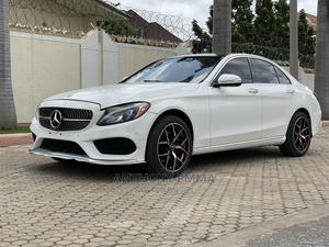Mercedes-Benz C300 2015 White | Cars for sale in Abuja (FCT) State, Wuse