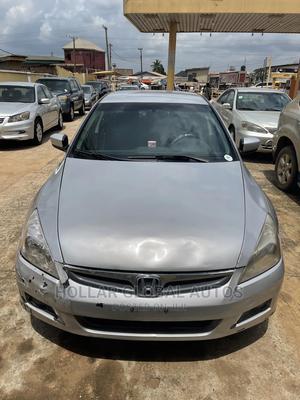 Honda Accord 2005 Silver   Cars for sale in Lagos State, Ojodu
