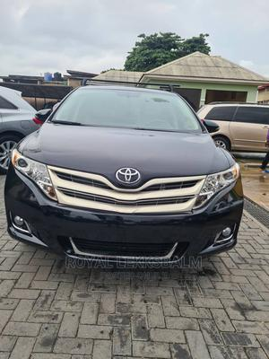 Toyota Venza 2014 Black   Cars for sale in Lagos State, Surulere