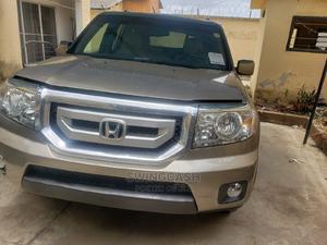 Honda Pilot 2010 Gold   Cars for sale in Lagos State, Ikeja