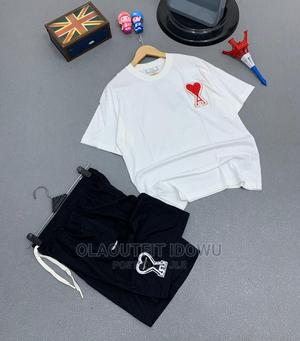 New Double Short T-Shirt England Style Avail   Clothing for sale in Lagos State, Lagos Island (Eko)
