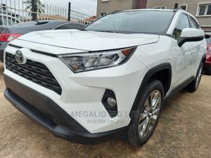 Toyota RAV4 2020 XLE AWD White | Cars for sale in Lagos State, Ikeja