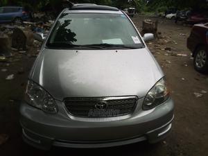 Toyota Corolla 2007 S Silver   Cars for sale in Lagos State, Amuwo-Odofin