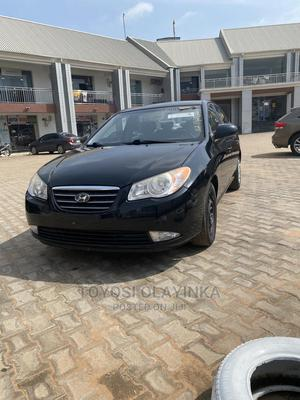 Hyundai Elantra 2009 1.6 Automatic Black | Cars for sale in Abuja (FCT) State, Durumi