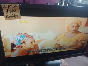 27inches Led Monitor   Computer Monitors for sale in Lagos State, Ikeja