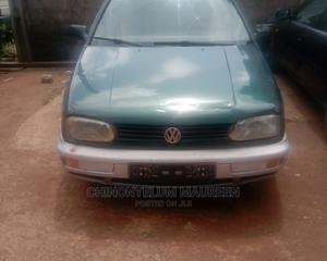 Volkswagen Golf 1999 1.9 TDi Variant Green | Cars for sale in Enugu State, Enugu
