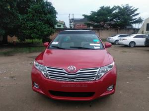 Toyota Venza 2009 V6 Red | Cars for sale in Lagos State, Gbagada