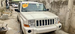 Jeep Commander 2006 White | Cars for sale in Lagos State, Abule Egba