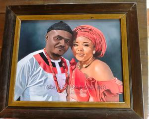 Pencil Or Coloured Portrait Painting | Arts & Crafts for sale in Anambra State, Nnewi