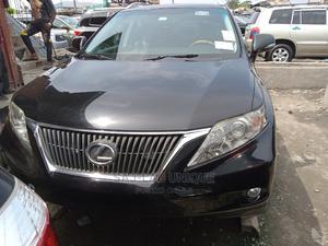 Lexus RX 2010 350 Black   Cars for sale in Lagos State, Apapa