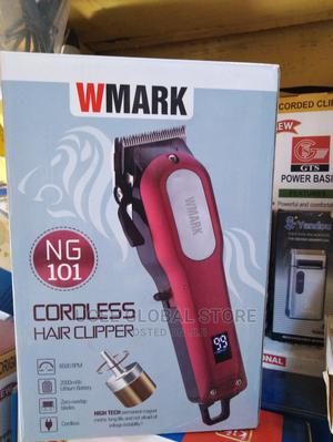 Wmark Rechargeable Clipper | Tools & Accessories for sale in Lagos State, Ikeja