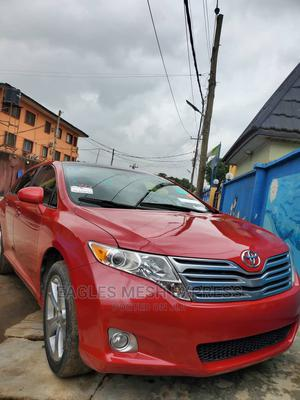 Toyota Venza 2010 AWD Red   Cars for sale in Lagos State, Gbagada