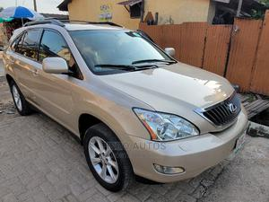 Lexus RX 2008 Gold   Cars for sale in Lagos State, Surulere
