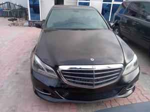 Mercedes-Benz E350 2014 Black | Cars for sale in Lagos State, Ajah