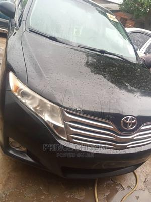 Toyota Venza 2010 AWD Black | Cars for sale in Lagos State, Ikeja