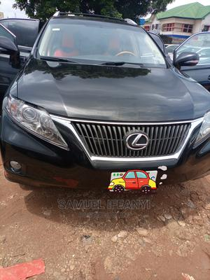 Lexus RX 2012 350 FWD Black | Cars for sale in Imo State, Owerri