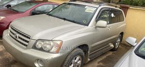 Toyota Highlander 2002 Gold   Cars for sale in Lagos State, Abule Egba