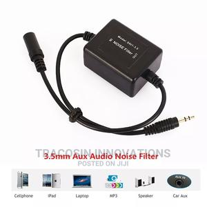 3.5mm Aux Audio Noise Filter Headphone Mini Jack Ground Loop   Accessories & Supplies for Electronics for sale in Lagos State, Yaba