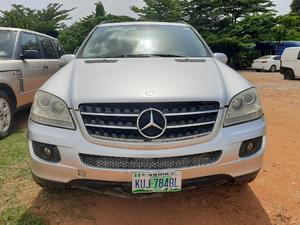 Mercedes-Benz M Class 2008 ML 350 4Matic Silver | Cars for sale in Abuja (FCT) State, Gudu