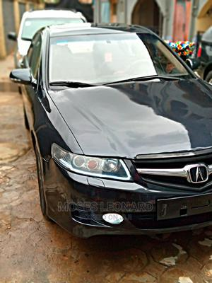 Acura TSX 2004 Automatic Gray | Cars for sale in Lagos State, Ikotun/Igando