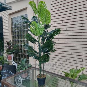 Monstera Artificial Plant in Pot | Garden for sale in Lagos State, Ikeja