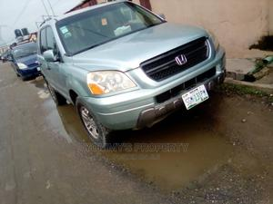 Honda Pilot 2003 | Cars for sale in Lagos State, Surulere