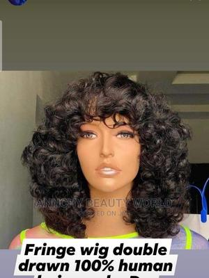 Fringe Double Drum Wig | Hair Beauty for sale in Lagos State, Yaba