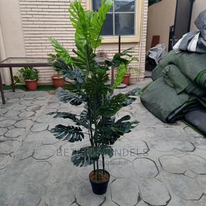Potted 250cm Monstera Artificial Plant | Garden for sale in Lagos State, Ikeja