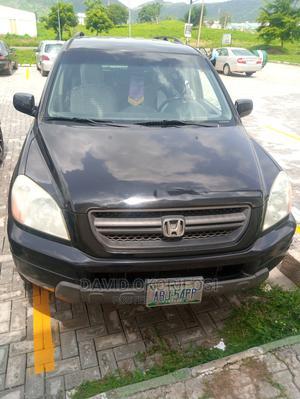 Honda Pilot 2005 EX 4x4 (3.5L 6cyl 5A) Black | Cars for sale in Abuja (FCT) State, Gwagwalada