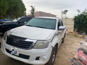 Toyota Hilux 2013 White | Cars for sale in Nasarawa State, Keffi