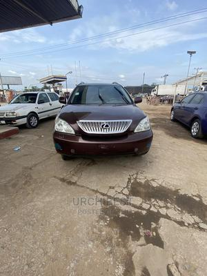 Lexus RX 2007 350 4x4 Red | Cars for sale in Imo State, Owerri