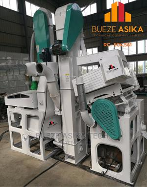 Automatic Rice Milling Machine   Farm Machinery & Equipment for sale in Lagos State, Lekki