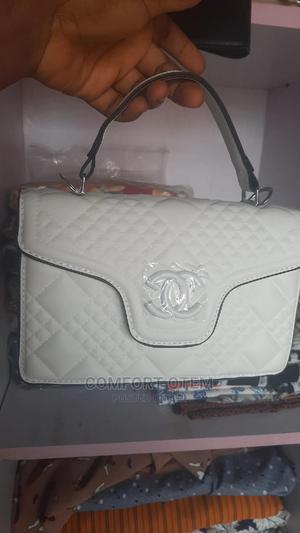 White Classy Handbags   Bags for sale in Abuja (FCT) State, Kubwa