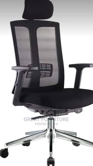 Executive Mesh Chair | Furniture for sale in Lagos State, Lekki