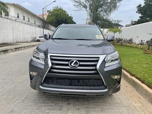 Lexus GX 2015 460 Luxury Gray | Cars for sale in Lagos State, Ikoyi