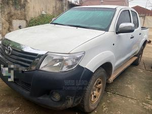 Toyota Hilux 2014 White | Cars for sale in Nasarawa State, Keffi