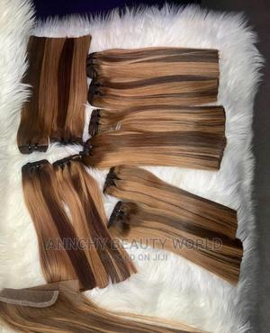 Bone Straight Super Double Drawn | Hair Beauty for sale in Lagos State, Yaba