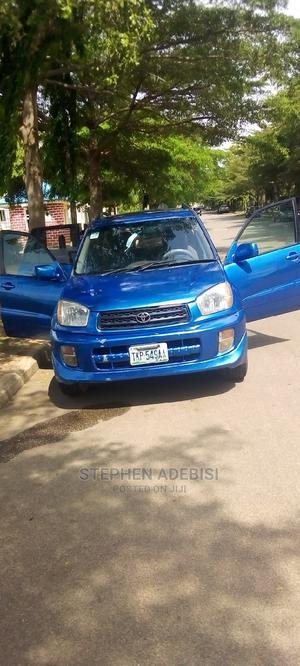 Toyota RAV4 2004 1.8 Blue | Cars for sale in Abuja (FCT) State, Kaura