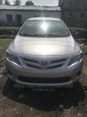 Toyota Corolla 2011 Silver | Cars for sale in Lagos State, Surulere
