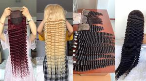 Deep Wave Wig Different Inch | Hair Beauty for sale in Lagos State, Yaba